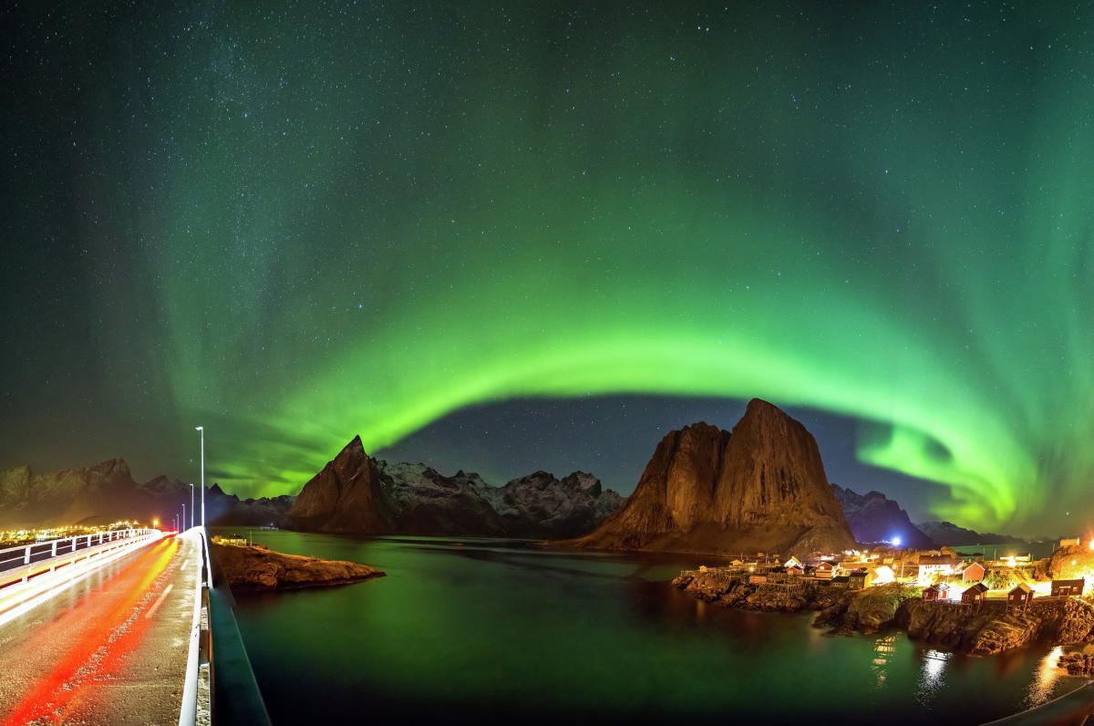 Resultado de imagen para imagenes auroras boreales