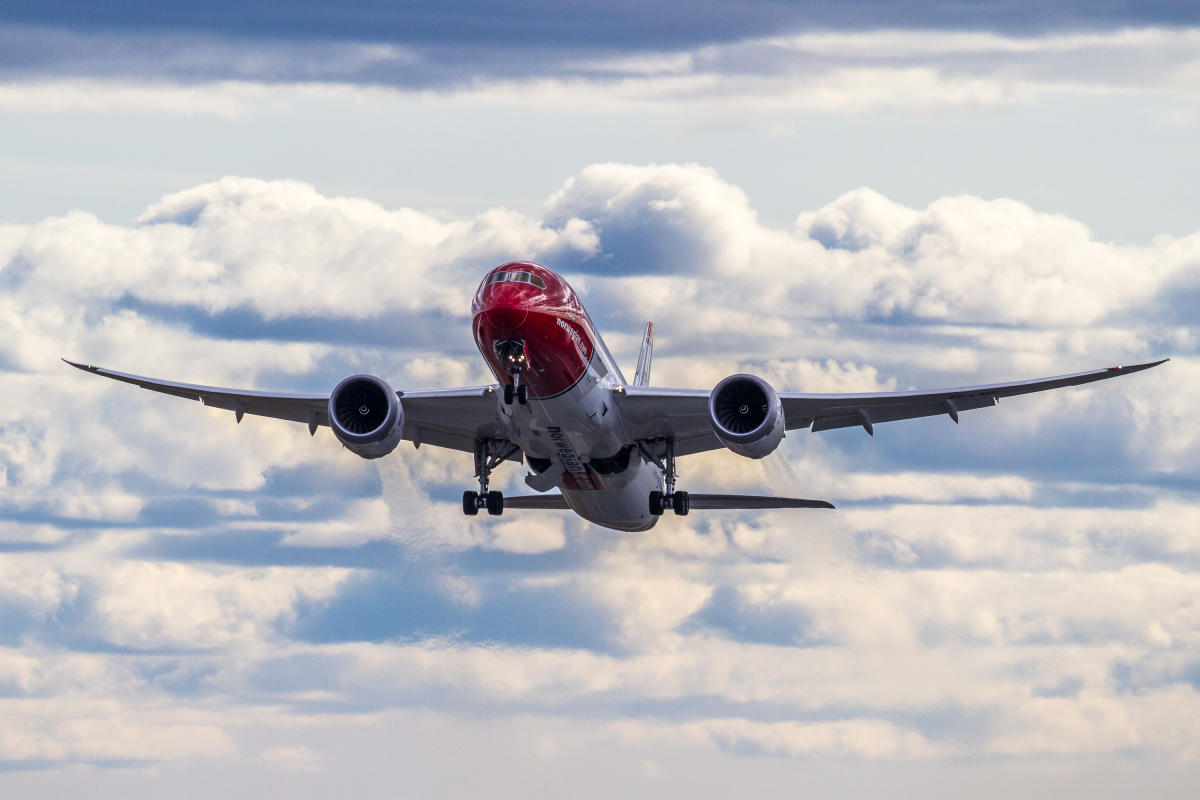 Norwegian to fly charter passengers from Cardiff this summer