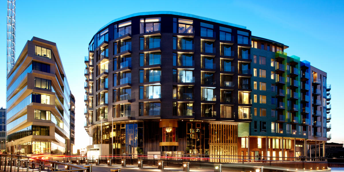 Oslo Hotel Named The Best In Northern Europe News From Norway Visit