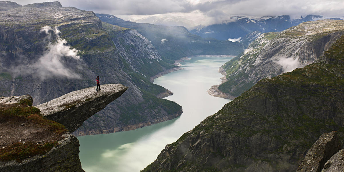 MustSee Nature Attractions In Norway Official Travel Guide - Norway map attractions