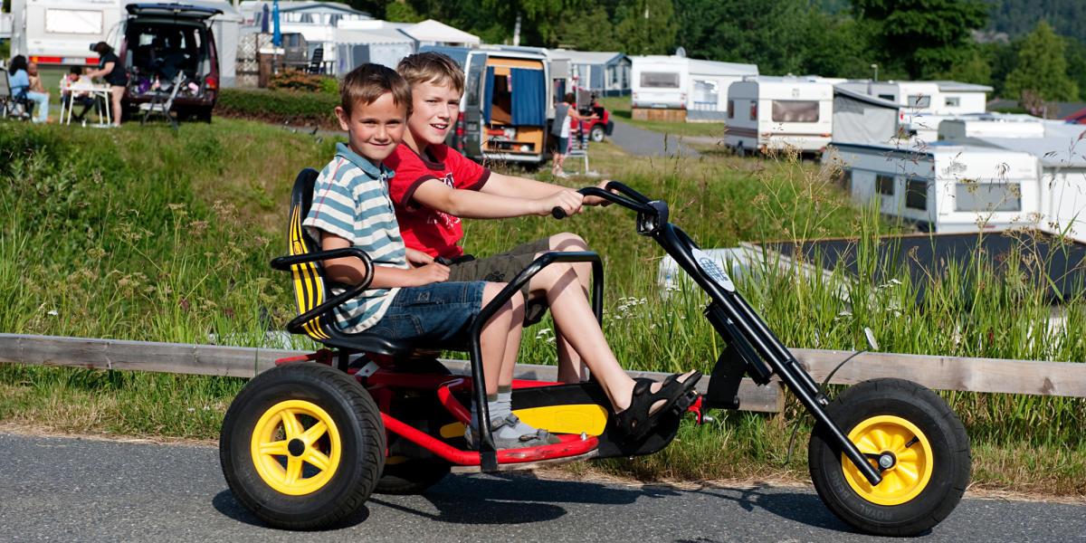11 campings perfectos para ir con niños | Zonas de acampada para ...