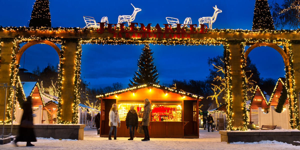 The Best Christmas Fairs In Norway