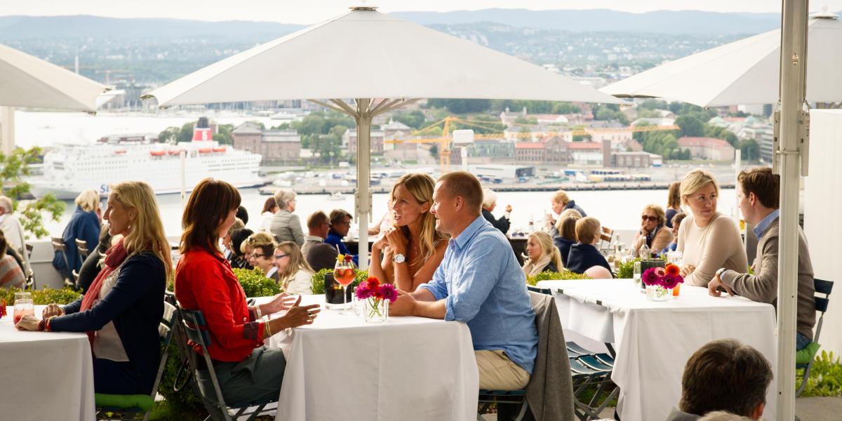 restaurants visit norway - Restaurant