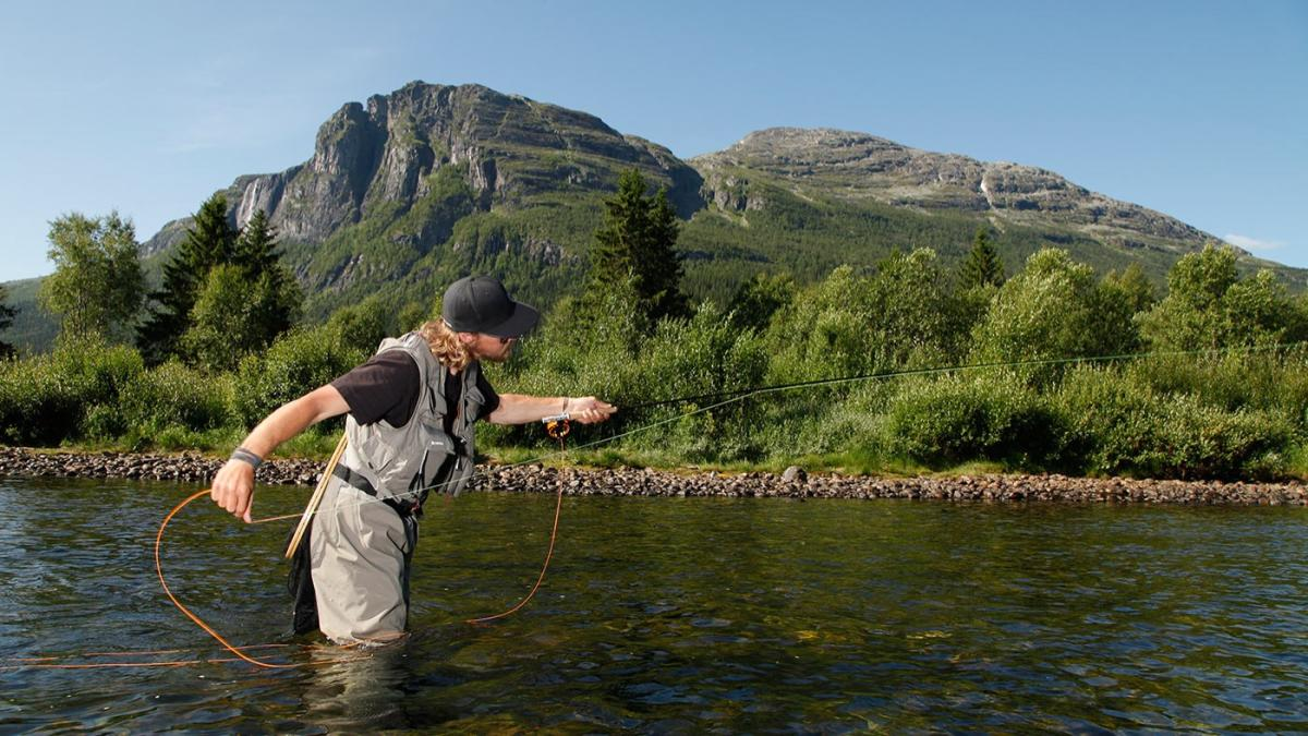 Fly fishing in hemsedal official travel guide to norway for River trout fishing