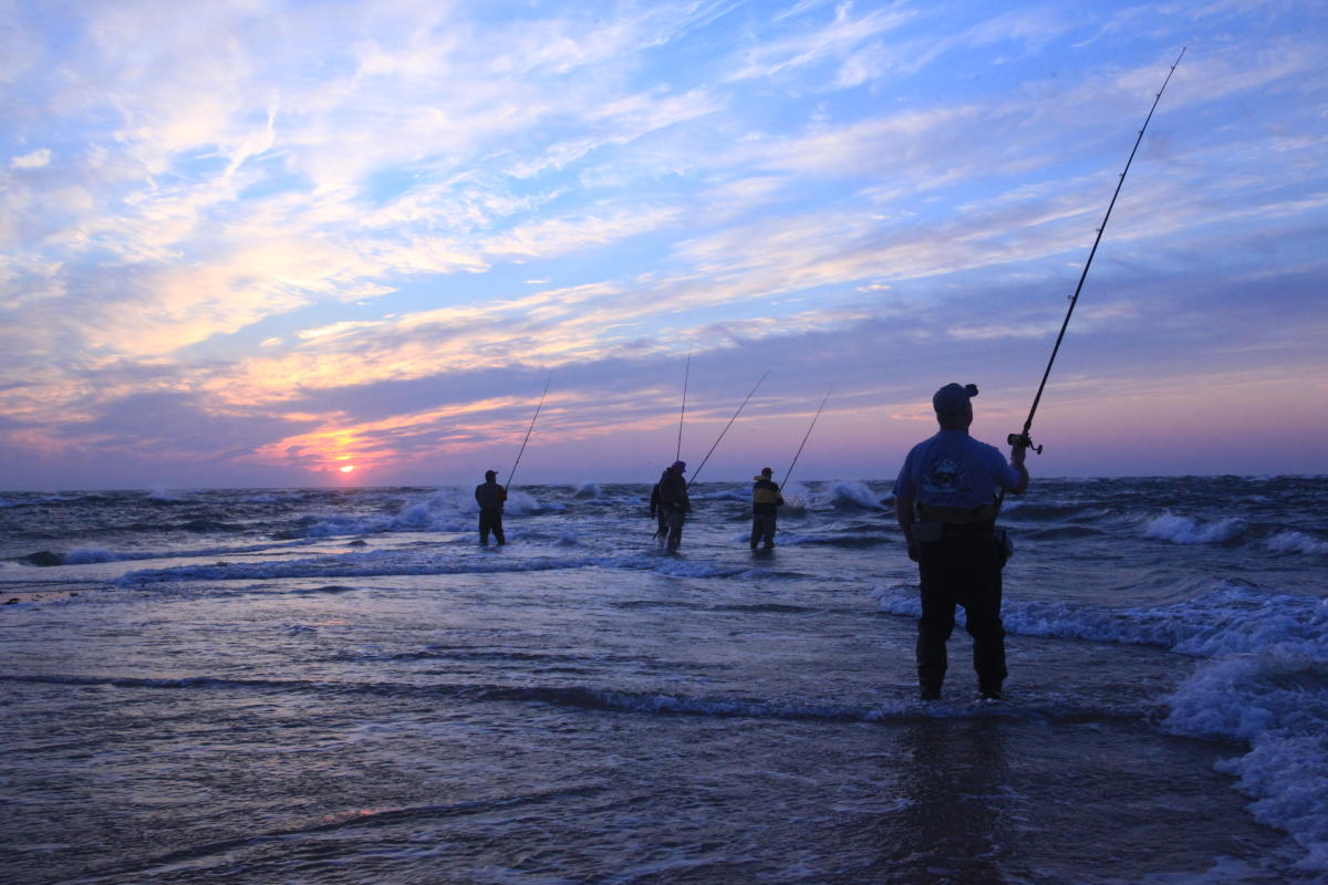 outer banks fishing license information