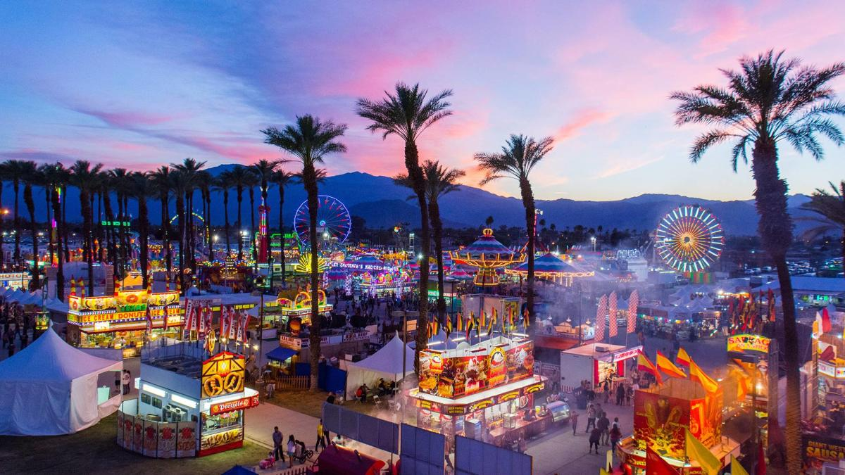 Events In Palm Springs Concerts Festivals Amp Activities