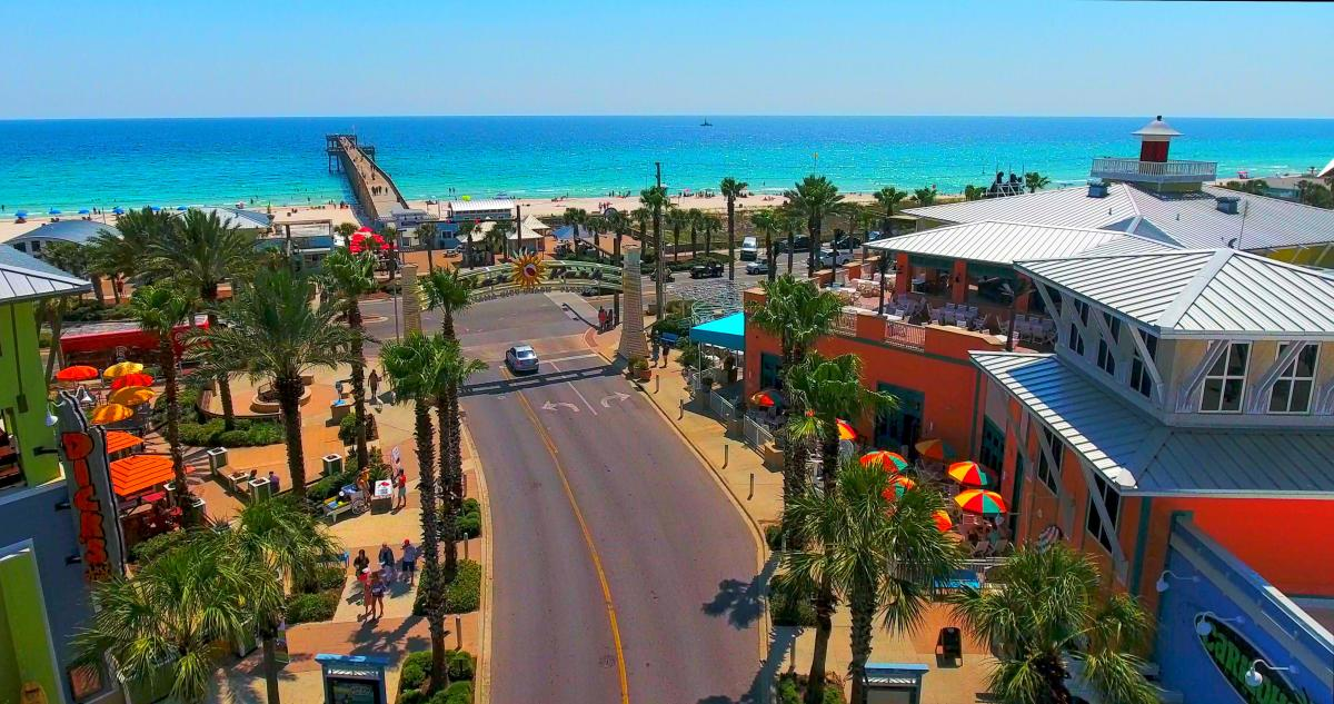 Places To Stay In Panama City Beach House