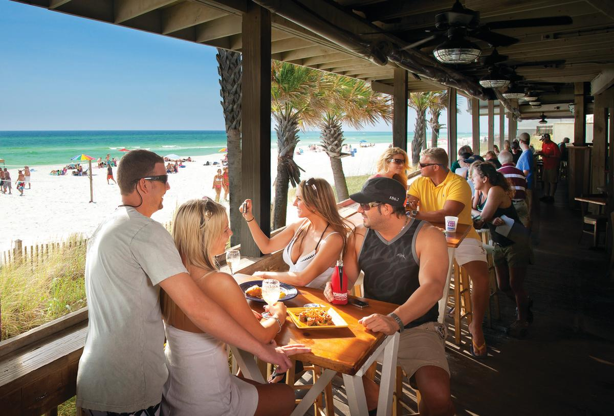 Dining on the Water in Panama City Beach