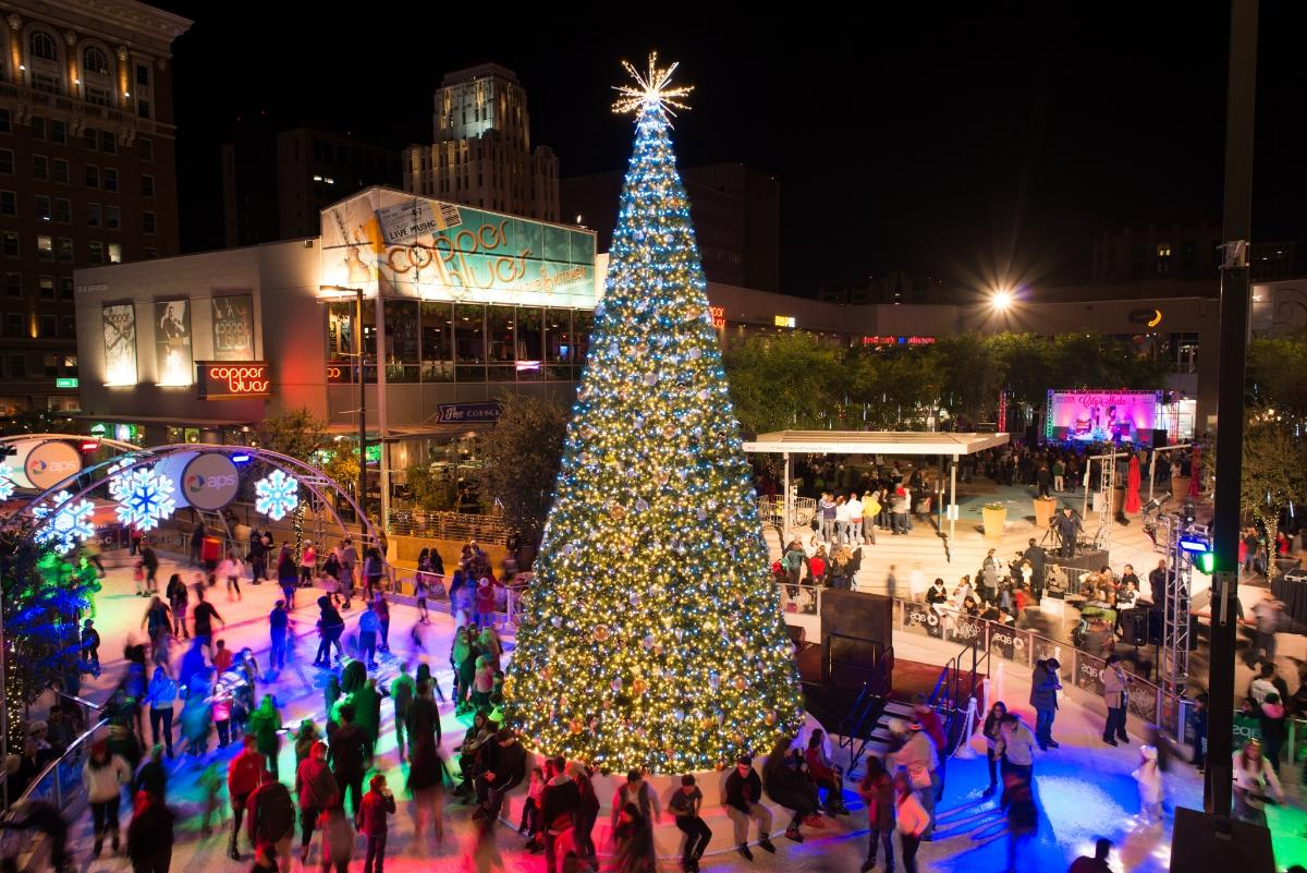 holiday events in phoenix the sheet blog
