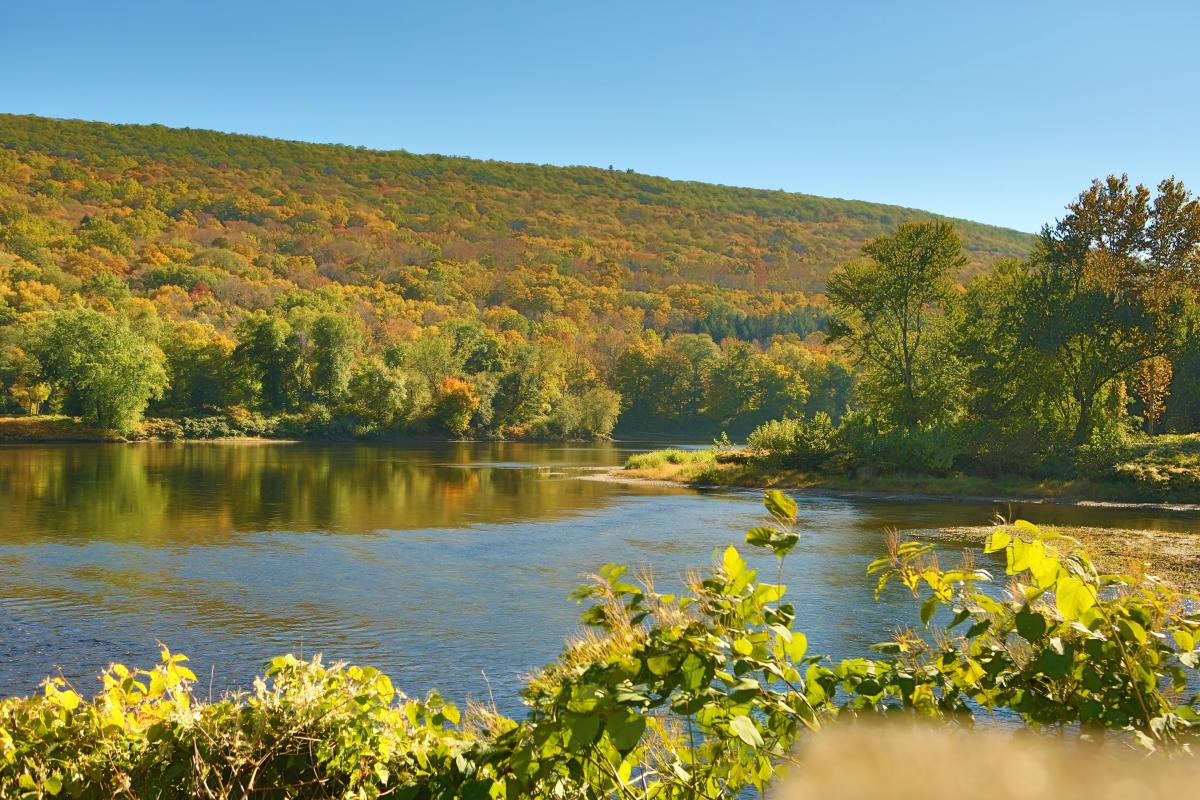 Pocono Mountains Fall Foliage Forecast Autumn Color - 8 best places in the us to watch fall foliage
