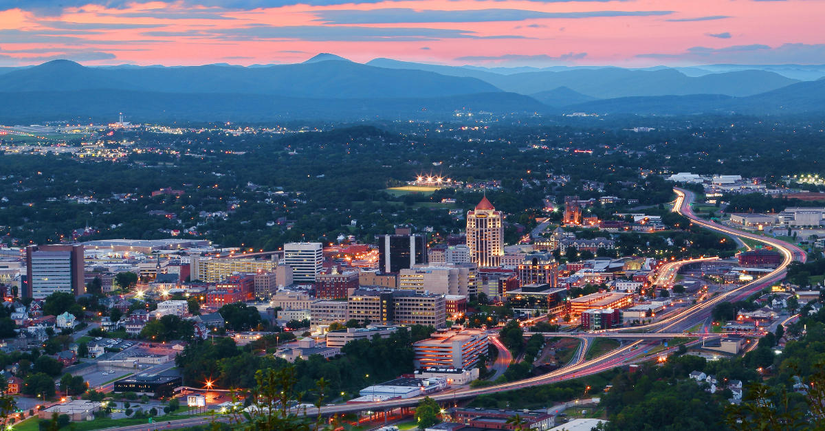 Roanoke Va Restaurants On