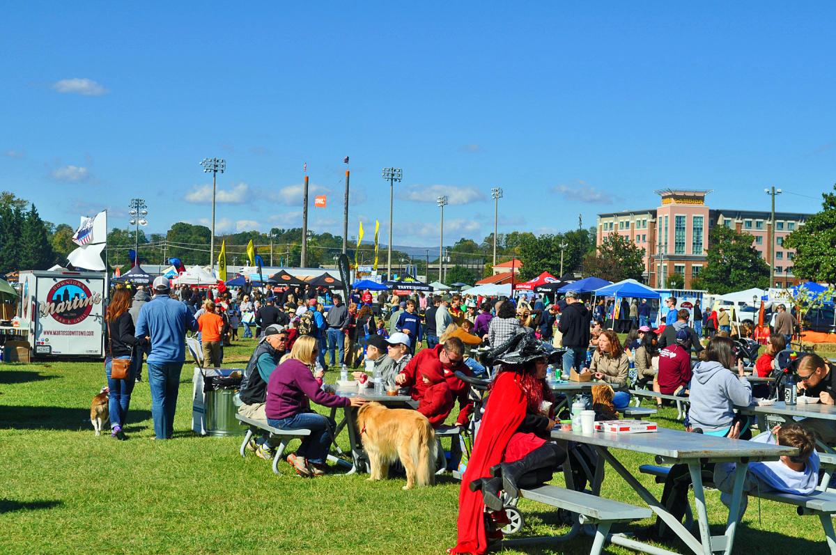 fall north carolina festivals sept oct amp nov 2018 events - HD1200×797