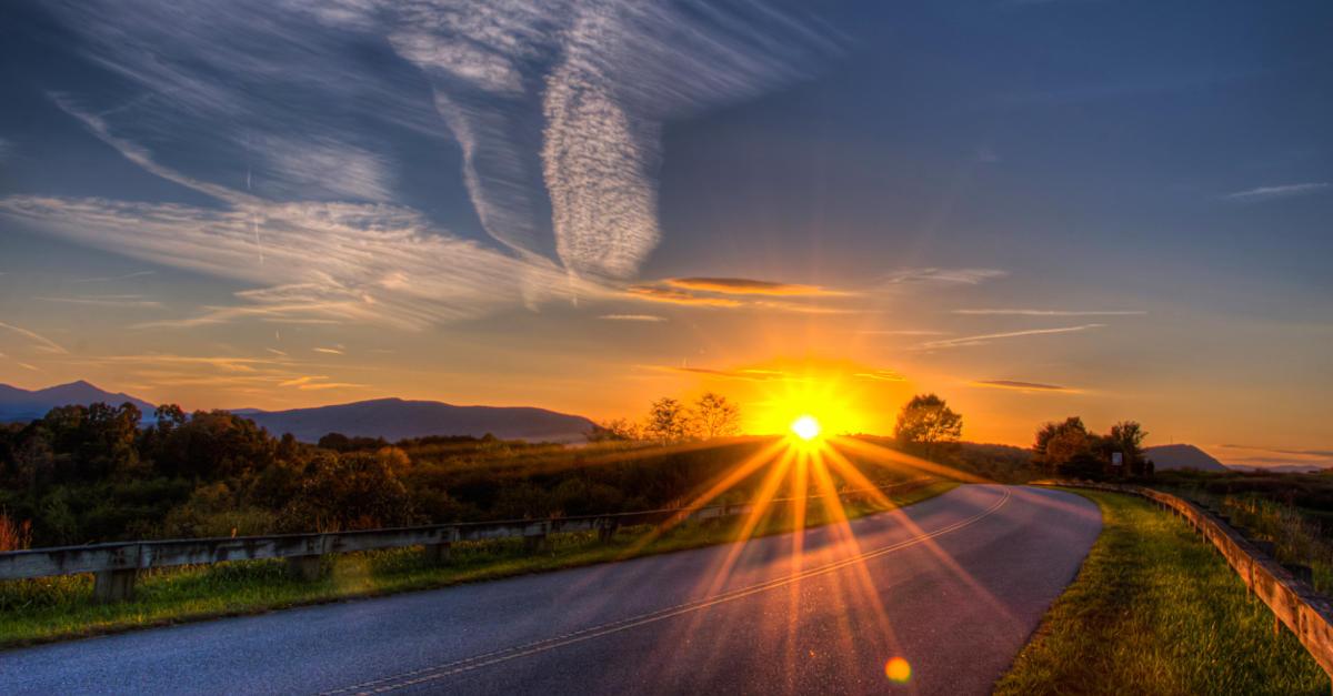 Roanoke Scenic Drives Drive Through Beautiful Virginia