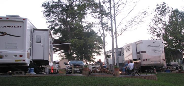 Camping In North Carolina Near Lake Lure Amp The Blue Ridge