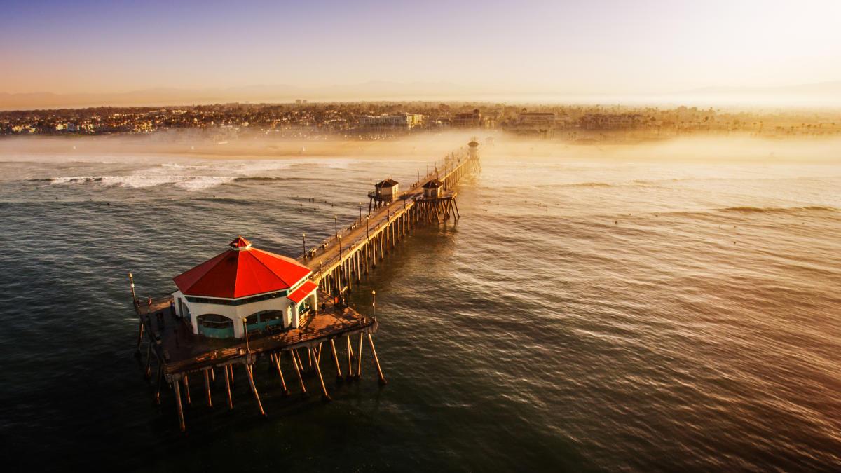 Sunset Beach Huntington Beach Surf Report