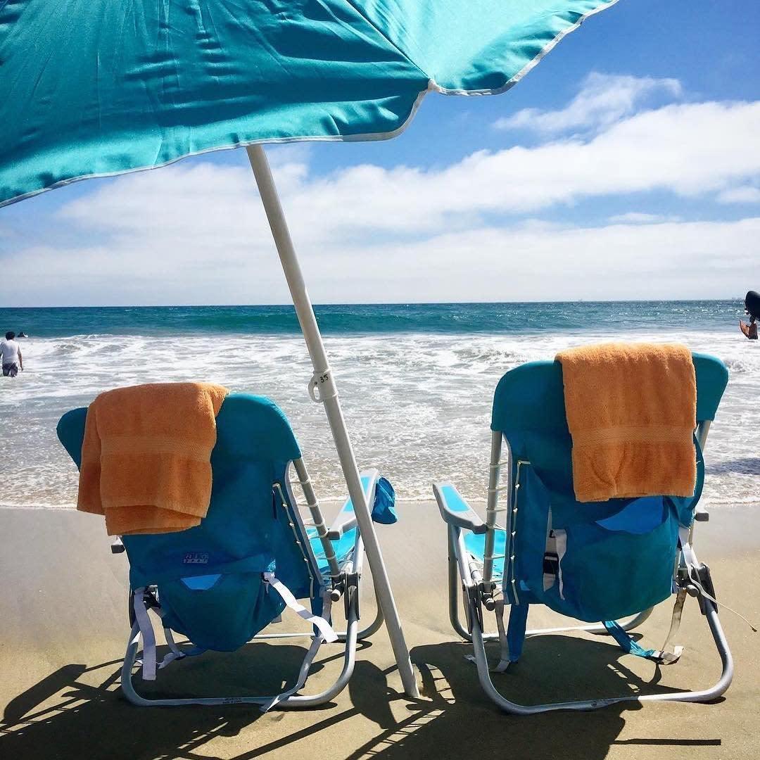 Camping At Huntington Beach State Park: Huntington City Beach & Bolsa Chica State Beach
