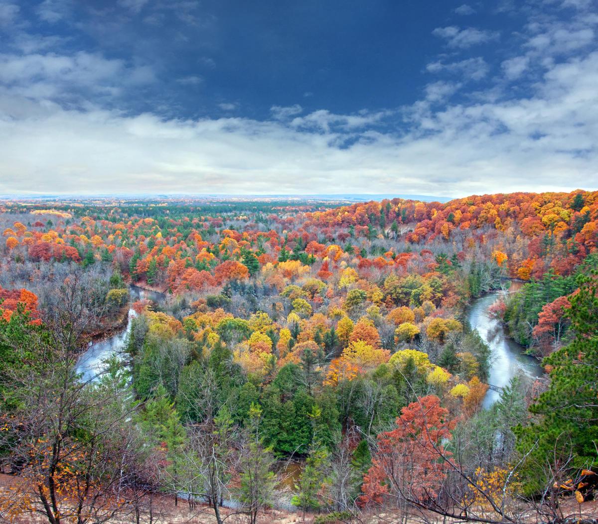 The High Rollaway Northern Michigan