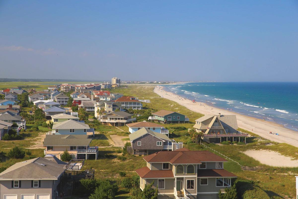 Wilmington Nc Wrightsville Beach House Rentals