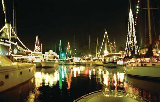 Charlotte Harbor Holiday Boat Parade