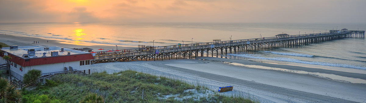 Myrtle beach sc things to do springmaid pier for Fishing piers in myrtle beach