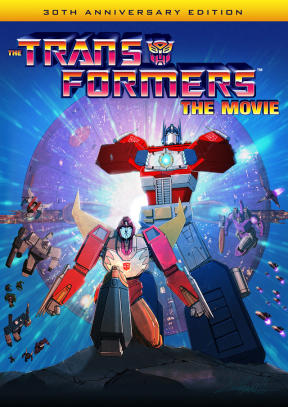 Transformers The Movie 30th Edition