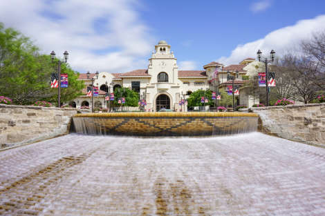 City Hall Fountain