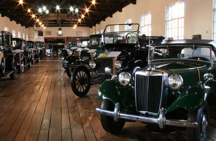 Estes-Winn Antique Car Museum