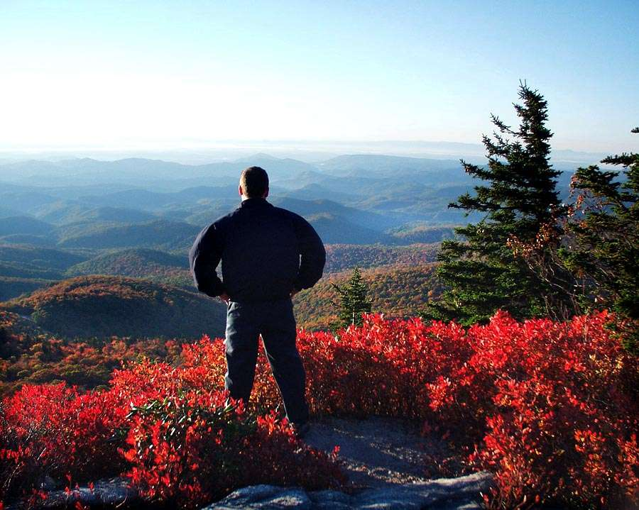 Scenic Fall Drive of the Week - High Points on the Blue Ridge Parkway
