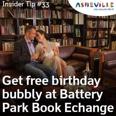 Free Birthday Bubbly