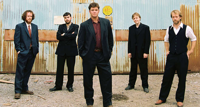 Win Tickets To Steep Canyon Rangers