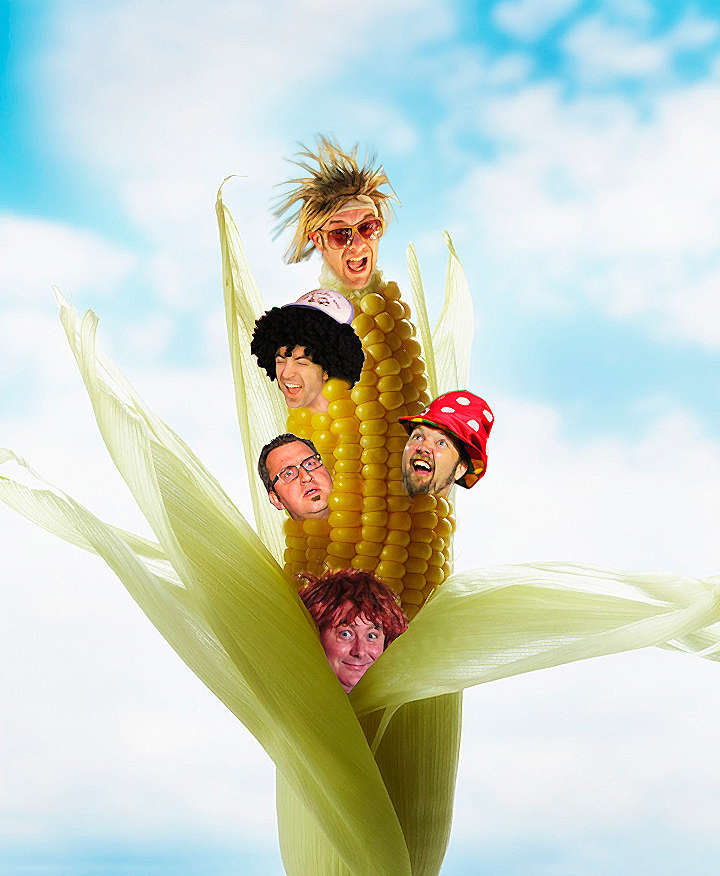 Genetically Modified Comedy