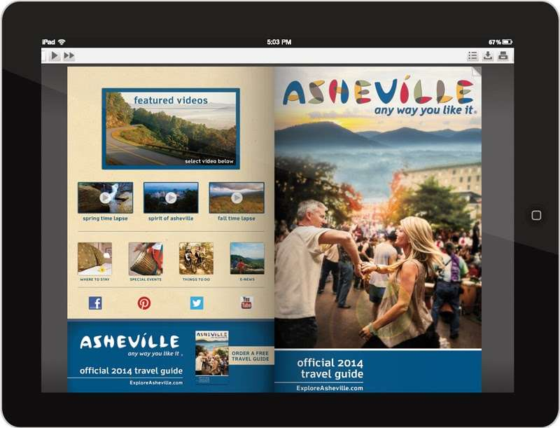 Extra! Extra! 2014 Asheville Travel Guide