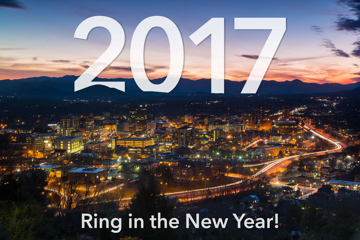 New Year's 2017