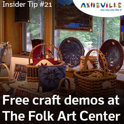 Where to Find the Best Folk Art in Asheville