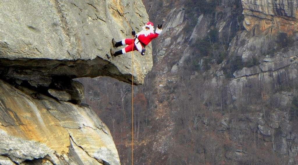 How Does Santa Do It?