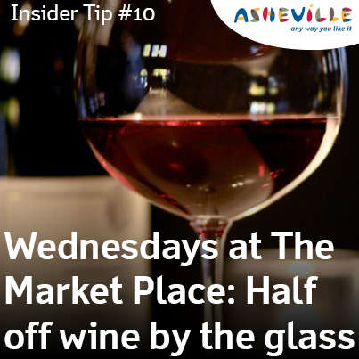 Wine Special at The Market Place