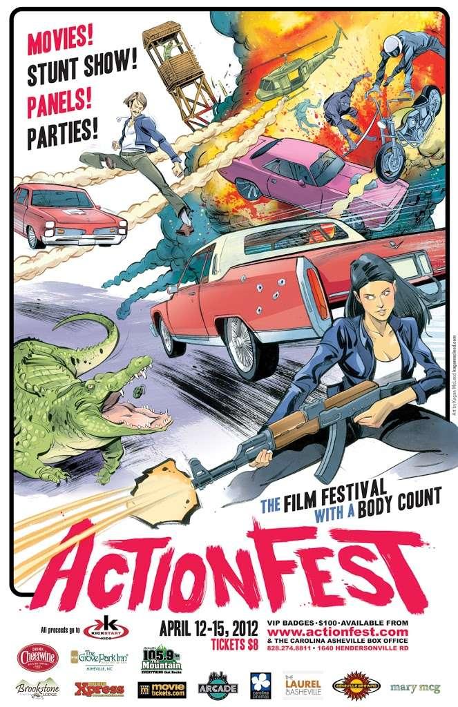 Actionfest 2012