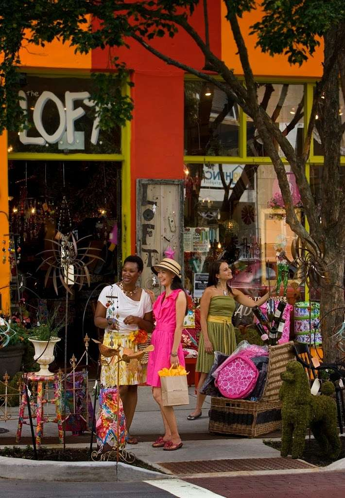 Top 5 Places to Shop in Asheville