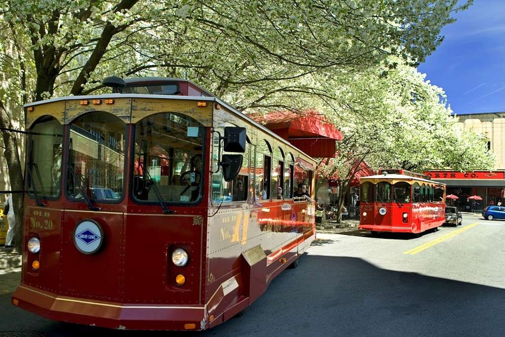 Trolley Tours Begin 2012 Season