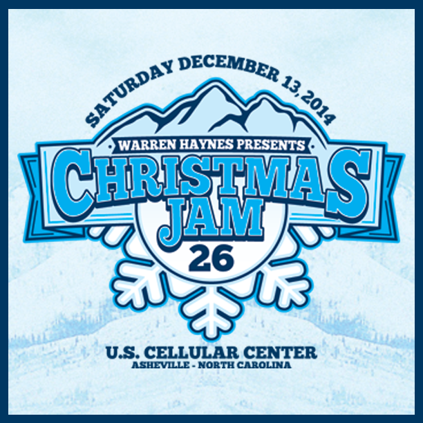 WIN TICKETS: Warren Haynes' 26th Annual Christmas Jam