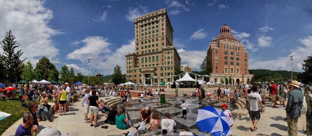 5 Top Festivals in Asheville