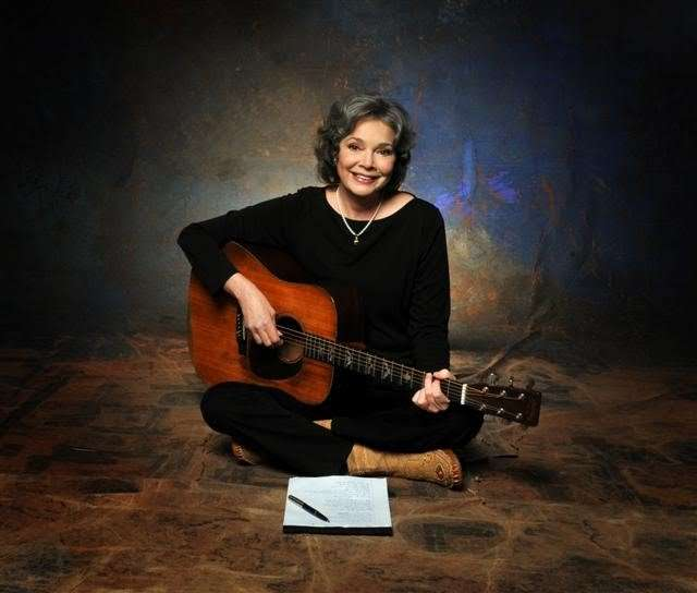 Nanci Griffith Performs for Parkway Benefit