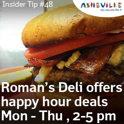 Roman's Happy Hour