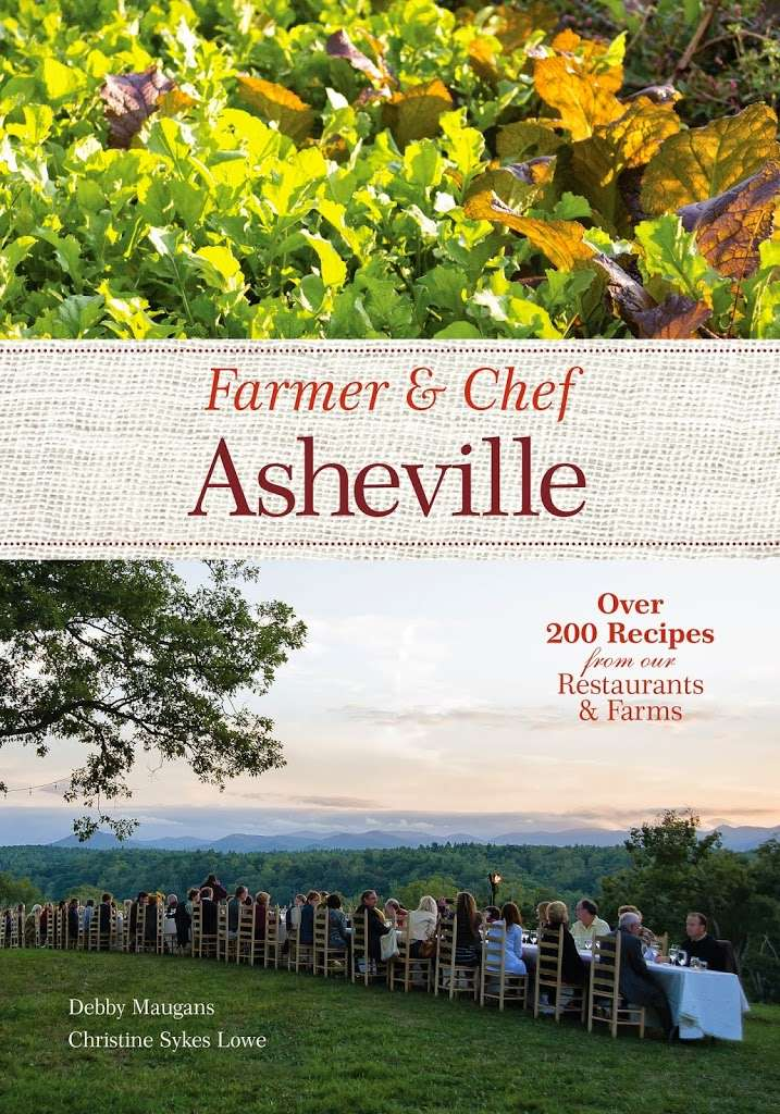 A Delicious Holiday Gift Idea:  200+ Asheville Recipes