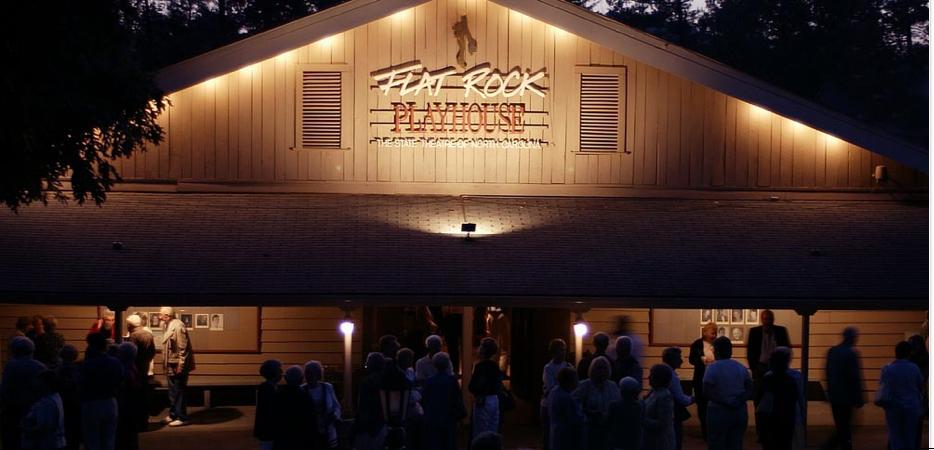 Save the Flat Rock Playhouse