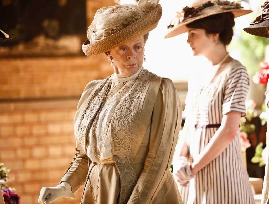 Sneak Peek: First Downton Costume on Display