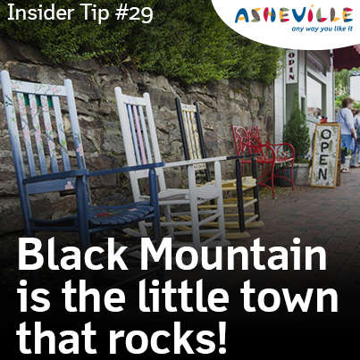 Black Mountain Rocks!