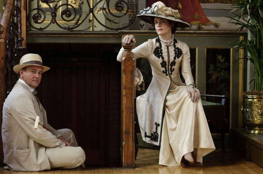 """Downton Abbey"" Comes to Asheville"
