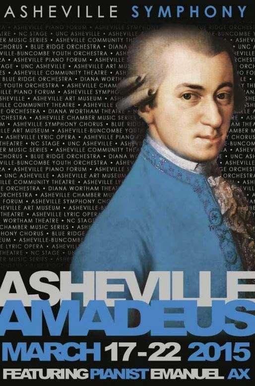 Asheville Amadeus: Mozart for All Your Senses