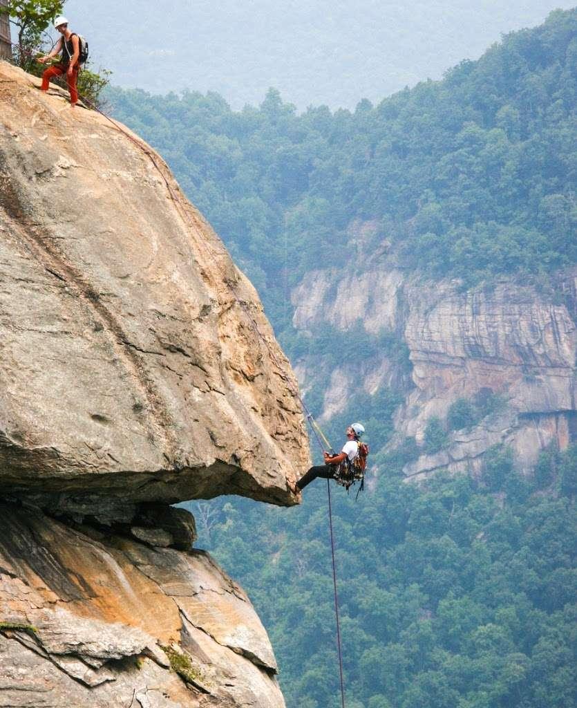 Climbin' The Chimney